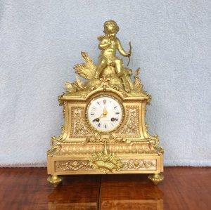 Đồng hồ cổ lăcke Pháp