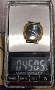 Rolex Cellini vỏ vàng đúc 18K zin Thuỵ Sỹ toàn bộ 100% size 24,5x27mm