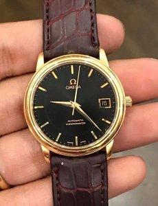 """Omega Chronometer """"Limited Edition"""" phiên bản sản xuất giới hạn 729/1120 cái trên toàn Thế giới"""