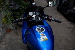 Honda CB400 Super Bold'or Revo ABS