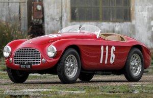 Ferraris 116 một trong những chiếc Ferraris cực hiếm được đưa ra đấu giá
