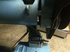 Máy cắt sắt. Mã số 154