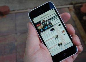 iPhone 5c 16G Quốc Tế xách tay từ Mỹ về