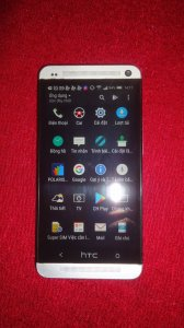 HTC One 801e