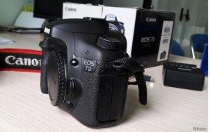 Canon 7D FullBOX mới keng zin 100%
