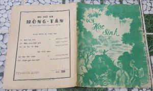 Giao lưu 13 tờ nhạc tiền chiến những năm 40,50