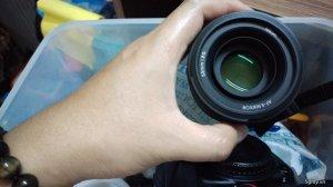 Bán lens nikon 50mm - f1.8g, new 98%, giá 2t8