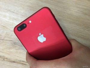 Iphone 7 Plus 16G độ vỏ từ Iphone 6 Plus lock không vân tay