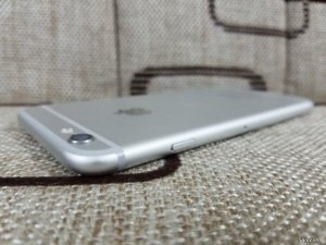 iPhone 6 Silver 64Gb máy zin con 99%