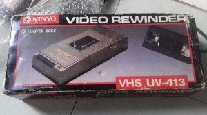 Máy trả băng video tự động
