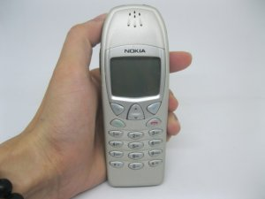 Nokia 6210 huyền thoại một thời