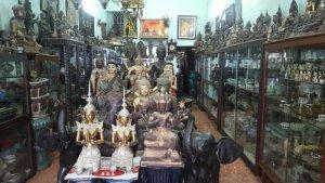 Tượng phật các loại nhập từ thailad