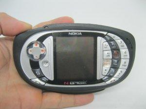 Nokia Ngage QD chuyên game thần thánh