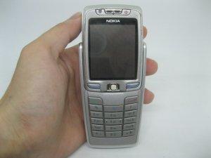 Nokia E70 điện thoại 2 bàn phím cực độc đáo