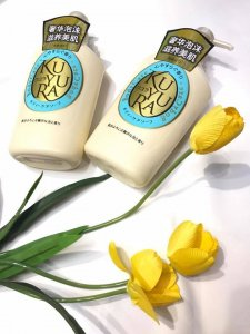 Sữa tắm Shiseido KUYURA sáng mịn mềm da 550ml