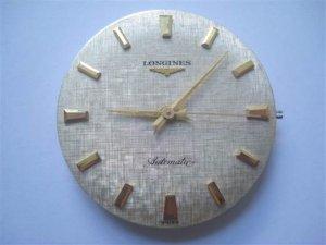 LONGIES ADMIRAL Đại Bàng Tung Cánh automatic 14K GOLD