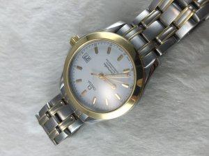 Omega Seamaster Automatic Chronometer 120 demi 14k & Bracelet demi Cal1120