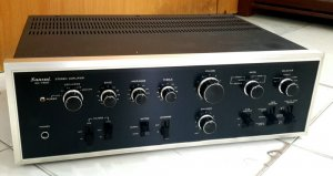 AMPLI SANSUI 7500