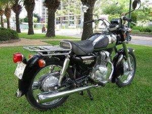 Hon Da CD Benly 125cc mới 90 đến 95%, xe nguyên bản (Giao Hàng Tận Nơi)