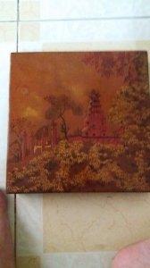 Hộp sơn mài Huế (dành cho người sưu tập dòng sơn mài cổ)