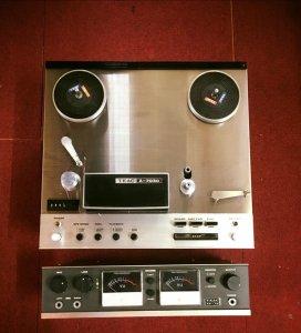 Audio Teac A -7030 khá hiếm