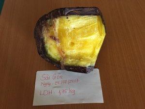 Bán Long Diên Hương nặng 1,75kg tại tphcm