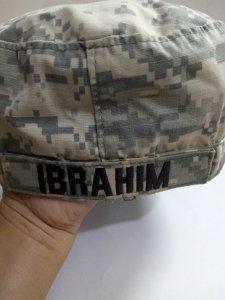 Nón IBRAHIM Size 7 1/8 - MADE IN USA Đồ Xưa - hàng Xách tay từ Mỹ