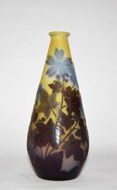 Bình hoa của họa sĩ Gallé