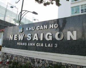 Cho thuê phòng tại CCu HAGL3 New saigon,50m2,full nội thất.Giá 5.5 triệu/tháng