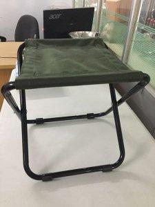 Ghế khung sắt sơn tĩnh điện Thanh Long không lưng tựa GS_03K