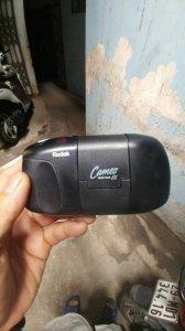 Bán máy ảnh cổ Cameo motor EX .