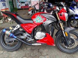 Moto Rebel USA 125cc, Chính chủ. Xe đẹp, 2 Máy, Pô Nổ Uy Lực.