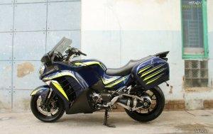 Cần Bán KAWASAKI Concours 1400cc ABS 2014