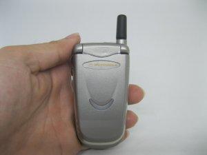 Motorola MC2 - 41E11 màu bạc đẹp lung linh