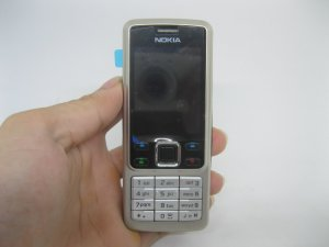 Nokia 6300 Silver nguyên zin cực đẹp