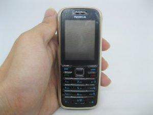 Nokia 6233 màu đen nguyên zin