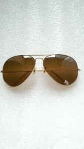 kính Rayban Aviator B&L. USA mạ vàng - Size 62[]14