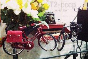 Mô hình xe cổ 1886 - thời Mao Trạch Đông
