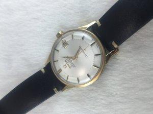 "Omega Constellation Chronometer Pie Pan Automatic ""dog leg"" demi 14k Cal561"