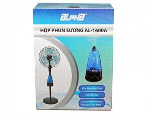 Hộp Phun Sương Alpha AL-1600A