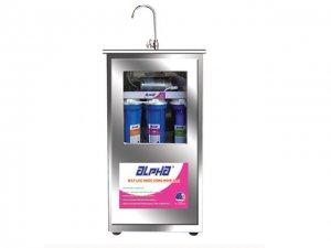 Máy lọc nước Alpha   Model: AL-105 (5 lõi lọc)   AL-108 (8 lõi lọc)