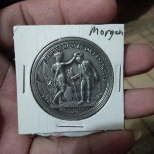 Medal Morgan Mỹ