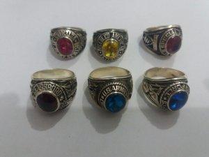 Nhẫn bạc mỹ nguyên khối 4 đến 5 chỉ