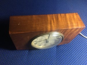Đồng hồ cổ Westclox
