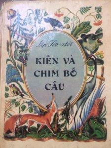Bán truyện ngụ ngôn của Lếp Tôn-Xtoi