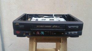 Đầu máy xem băng Video JVC HR-P91K (Máy đẹp xuất sắc)