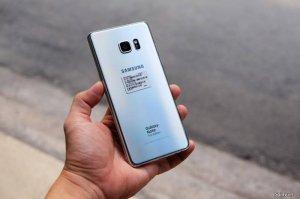 Samsung Galaxy Note7 F.E Silver đẹp tê tái.