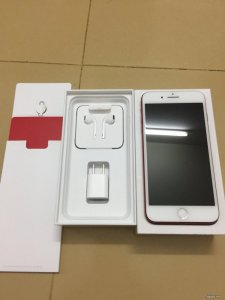 iPhone 7 Plus (Product) Red 128GB QT LL/A