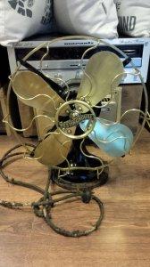 Westinghosue fan