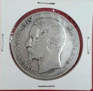 Xu bạc Napoleon của Pháp